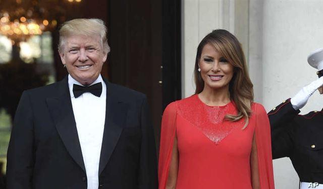 بعد شفائها من كورونا السيدة الأميركيّة الأولى ستشارك في تجمع لترمب