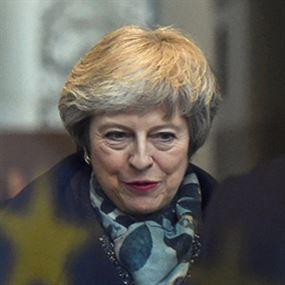 اقتراع داخل البرلمان البريطاني على سحب الثقة من تيريزا ماي