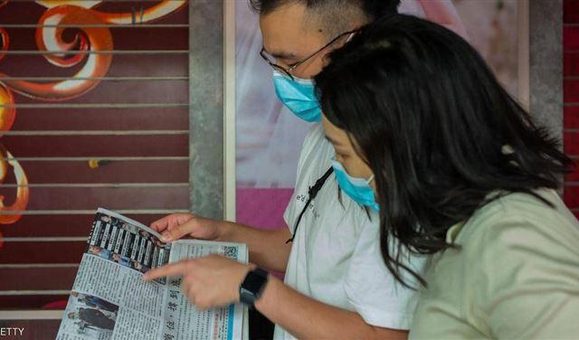 الصين تُسجل 44 إصابة جديدة بـ كورونا