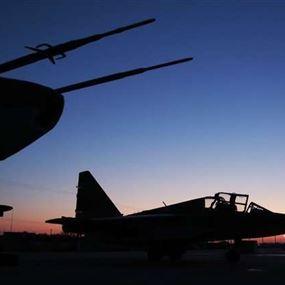 الدفاع الروسية تعلن إحباط هجوم على قاعدتها الجوية في حميميم