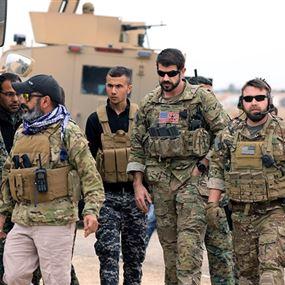 لماذا يرتدي الجنود الأميركان نظارات سوداء؟