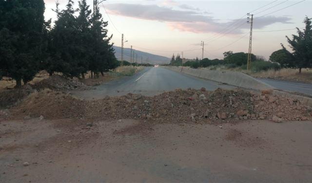 مقتل شاب وقطع طريق في بعلبك الهرمل