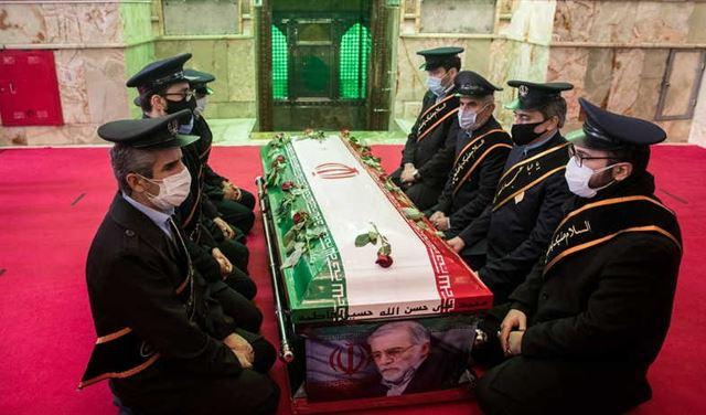 القرار الصعب لإيران بعد مقتل فخري زاده