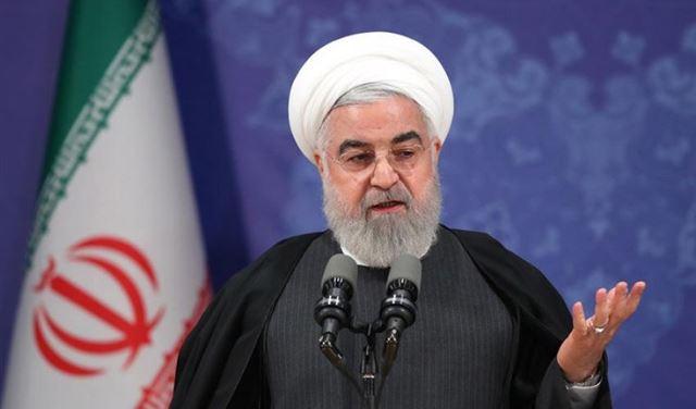 روحاني يُحذر من استغلال انفجار بيروت