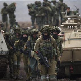 إسرائيل تتحضّر لحرب على