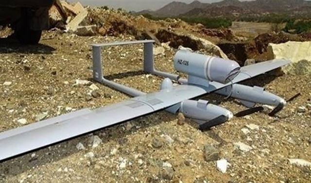 التحالف العربي يُسق طائرة حوثية مُفخخة
