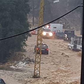 القاضي ابراهيم يتابع التحقيق في ملف الفيضانات