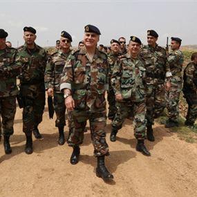 ما علاقة اميركا بترقية 10 عمداء في الجيش؟