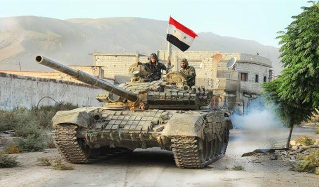 الجيش السوري يسيطر على خان شيخون