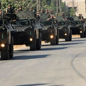 لبنان يعزز أمنه الحدودي عقب تحذيرات استخباراتية أجنبية