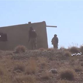 بالفيديو.. عمليات حزب الله في جرود القلمون الغربي