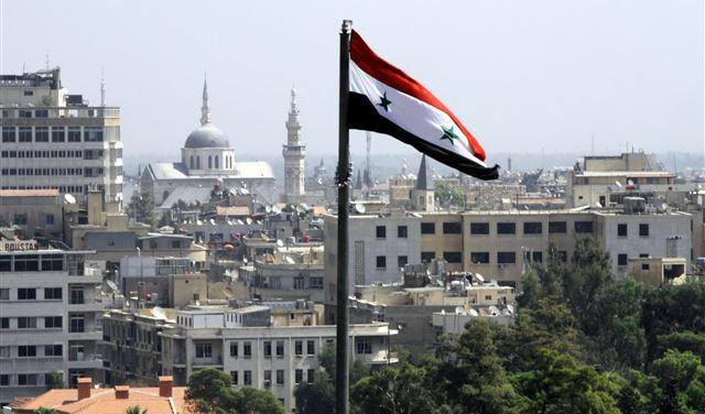 سقوط مروحية إسرائيلية داخل الأراضي السورية