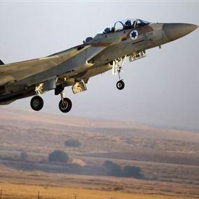 إسرائيل تقصف 3 مواقع تابعة للجيش السوري