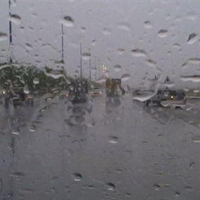 امطار وعواصف رعدية الأسبوع المقبل