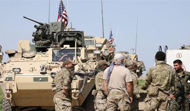 ألف جندي أميركي من سوريا الى العراق