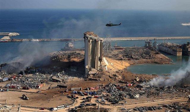 الجيش يكشفُ عن عدد المستفيدين من تعويضاتِ إنفجارِ المرفأ