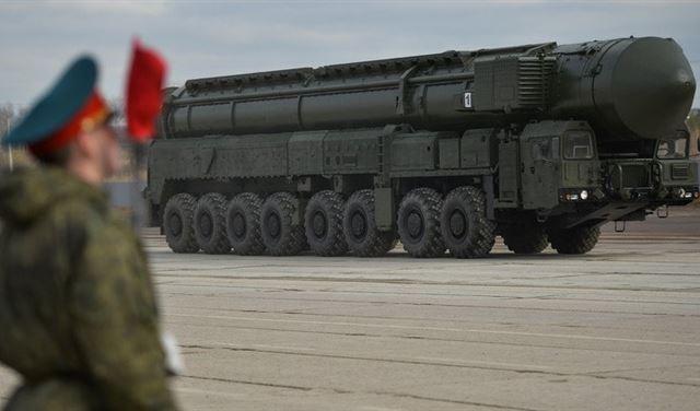 """بالصورة.. وظهر الصاروخ الروسي """"المرعب"""" لأول مرة!"""