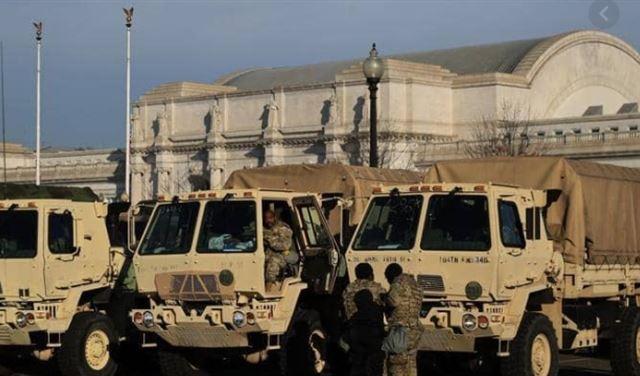 إستعداداتٌ أمنية... حقيقة ما يحدث في واشنطن