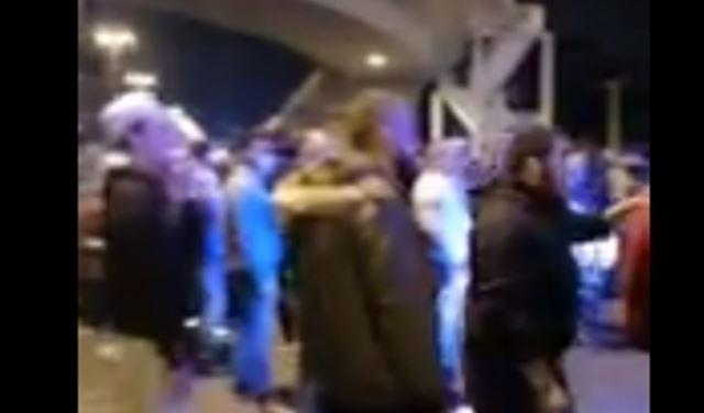 بالفيديو: حادث سير في جل الديب