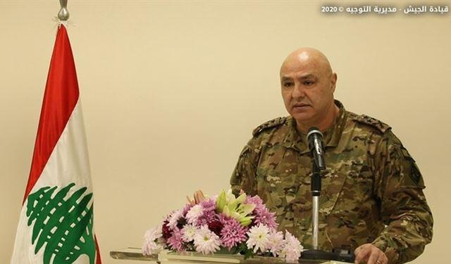 قائد الجيش للأصوات الشاذة: تطاولكم على المؤسّسة لن يصيبها