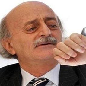 جنبلاط: هل إجبار النازحين السوريين بالعودة عمل فردي أو نهج عام؟