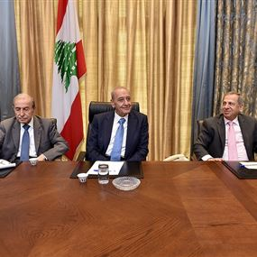 بري: آمل أن تنتهي مشاورات عون إلى تأليف الحكومة قريباً