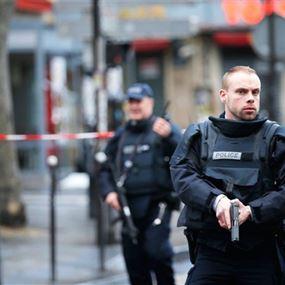 توقيف شاب في باريس يشتبه بانه كان يخطط لتنفيذ اعتداء