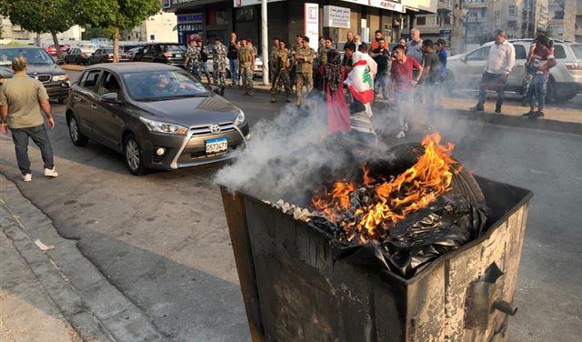 بالفيديو والصور: الإحتجاجات الشعبية مستمرة