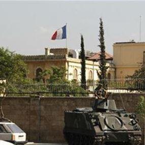 السفارة الفرنسية غائبة عن السمع