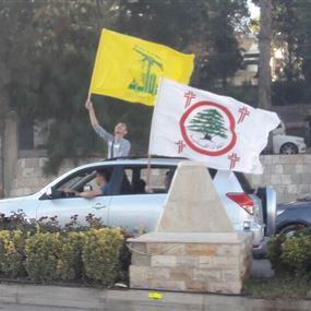 هل سيسمي نصرالله القوات اللبنانية بالإسم؟