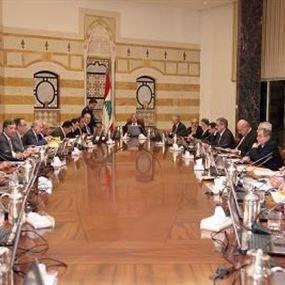 مضمون جلسة مجلس الوزراء اليوم
