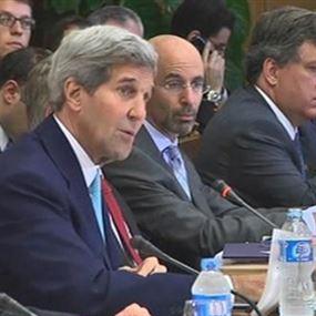 كيري: سنواصل دعم الجيش المصري
