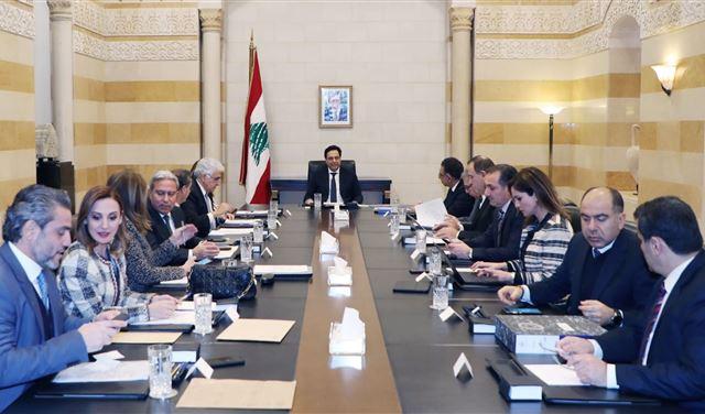 اجتماعات متتالية للجنة صياغة البيان الوزاري هذا الأسبوع
