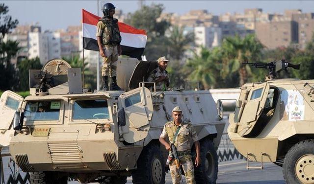 في مصر.. مقتل 15 إرهابيًا باشتباكات غرب العريش