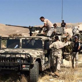مناورة للجيش على الحدود الشرقية
