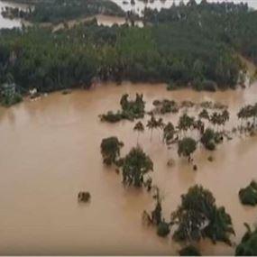 الفيضان يحصد 164 هنديا