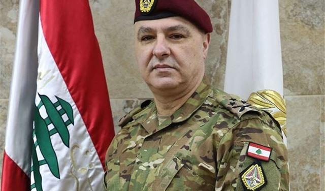 قائد الجيش يجول على الوحدات المنتشرة في بيروت وجبل لبنان