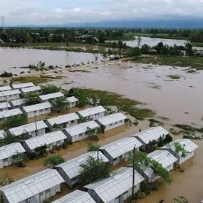 قتلى وجرحى في الفلبين نتيجة العواصف والفيضانات