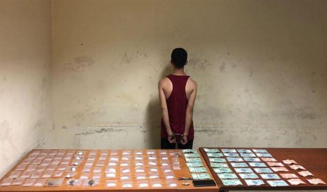 يروّج المخدرات ضمن محافظة جبل لبنان