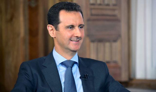 دعم سوري لإيران في مواجهة أميركا