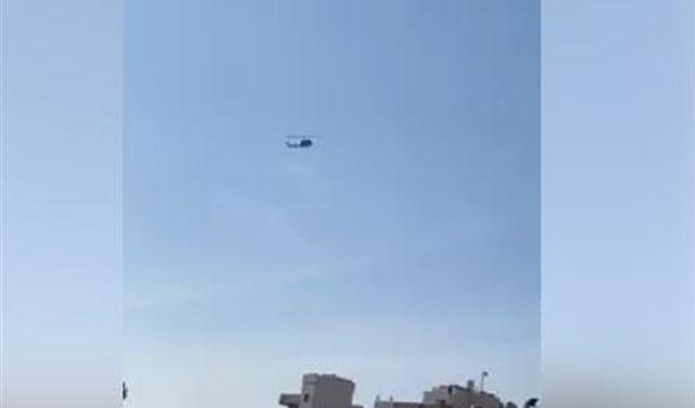 بالفيديو: الجيش يُنادي المواطنين...