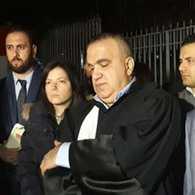 صدور حكم الإعدام في جريمة نصري ماروني وسليم عاصي