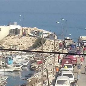 غرق زورق ينقل نحو 50 نازحا سوريا في العبدة - عكار