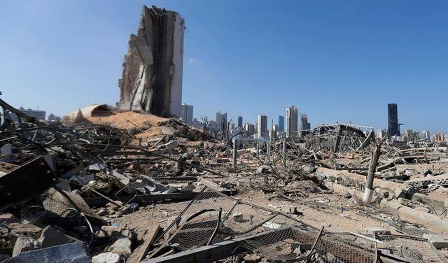 دعوةٌ من هيومن رايتس بشأن إنفجار المرفأ