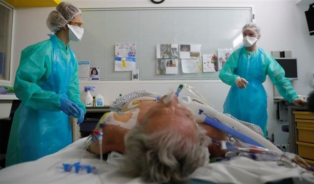 فرنسا تُسجّل إصابات قياسيّة بكورونا خلال 24 ساعة