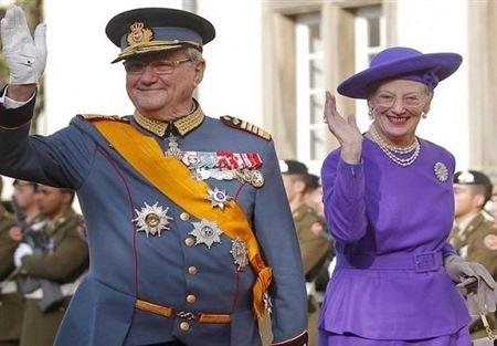 زوج ملكة الدنمارك يعاني من أعراض الخرف