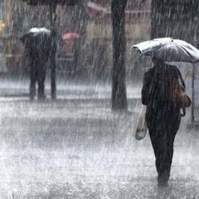استعدوا لأمطار غزيرة وعواصف رعدية وسيول!