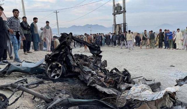 إرتفاع عدد ضحايا الإنفجار في العاصمة الأفغانية