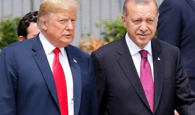 """رسالة من ترمب لأردوغان ... """"لا تكن أحمق"""""""