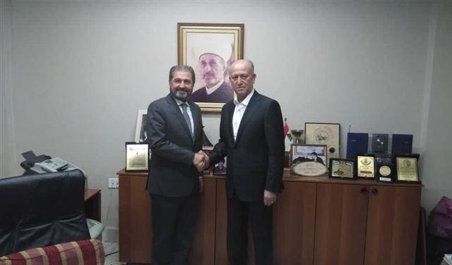 ريفي معزيا بالمفتي حسن خالد: الطائفة السنية مستهدفة